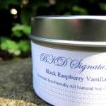 SALE Black Raspberry Vanill..