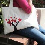 The Friendship Bag in Red -..
